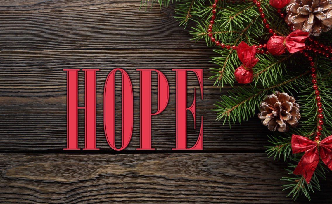Advent of Hope