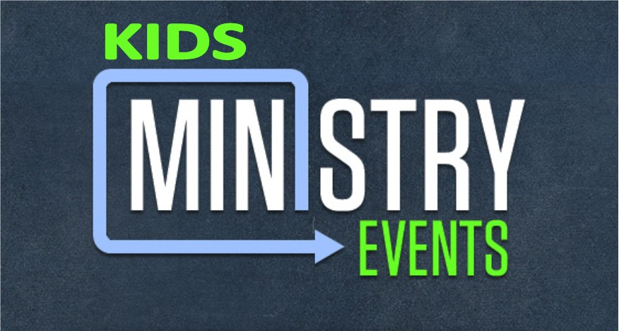 Kids Ministry Events