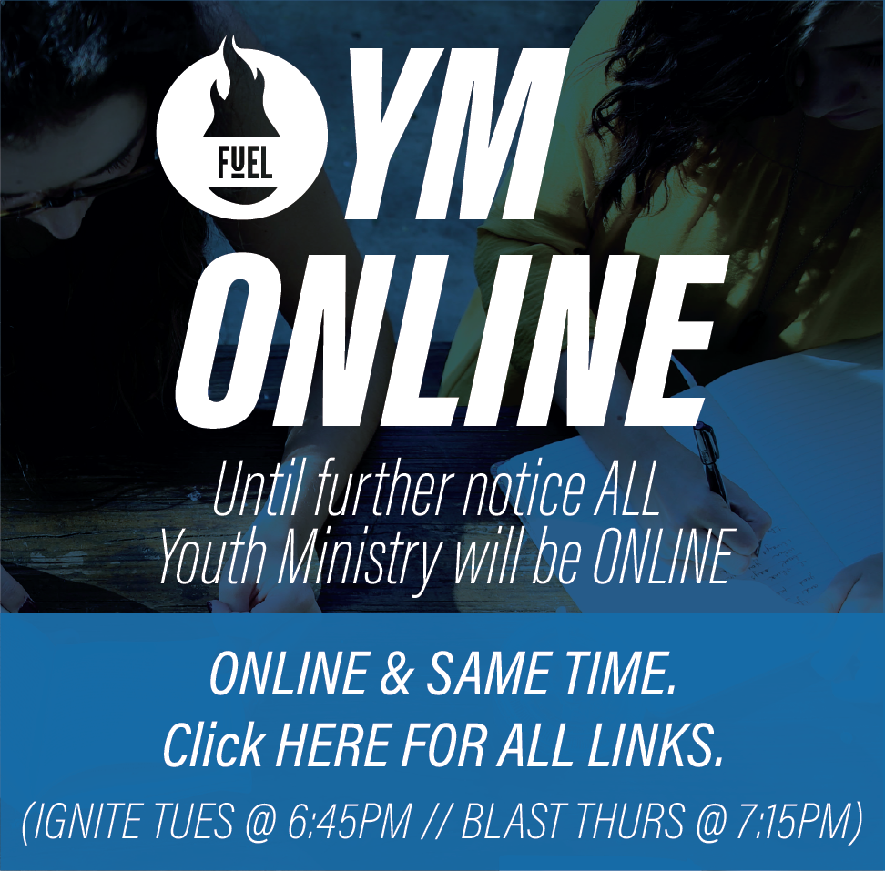 Youth Ministry ONLINE